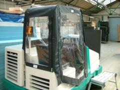 Tractor Unit Cover